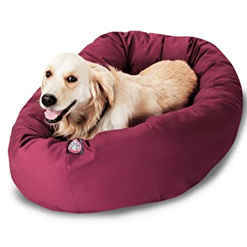 Outstanding Bagel Pet Dog Bed By Majestic Pet Products Creativecarmelina Interior Chair Design Creativecarmelinacom