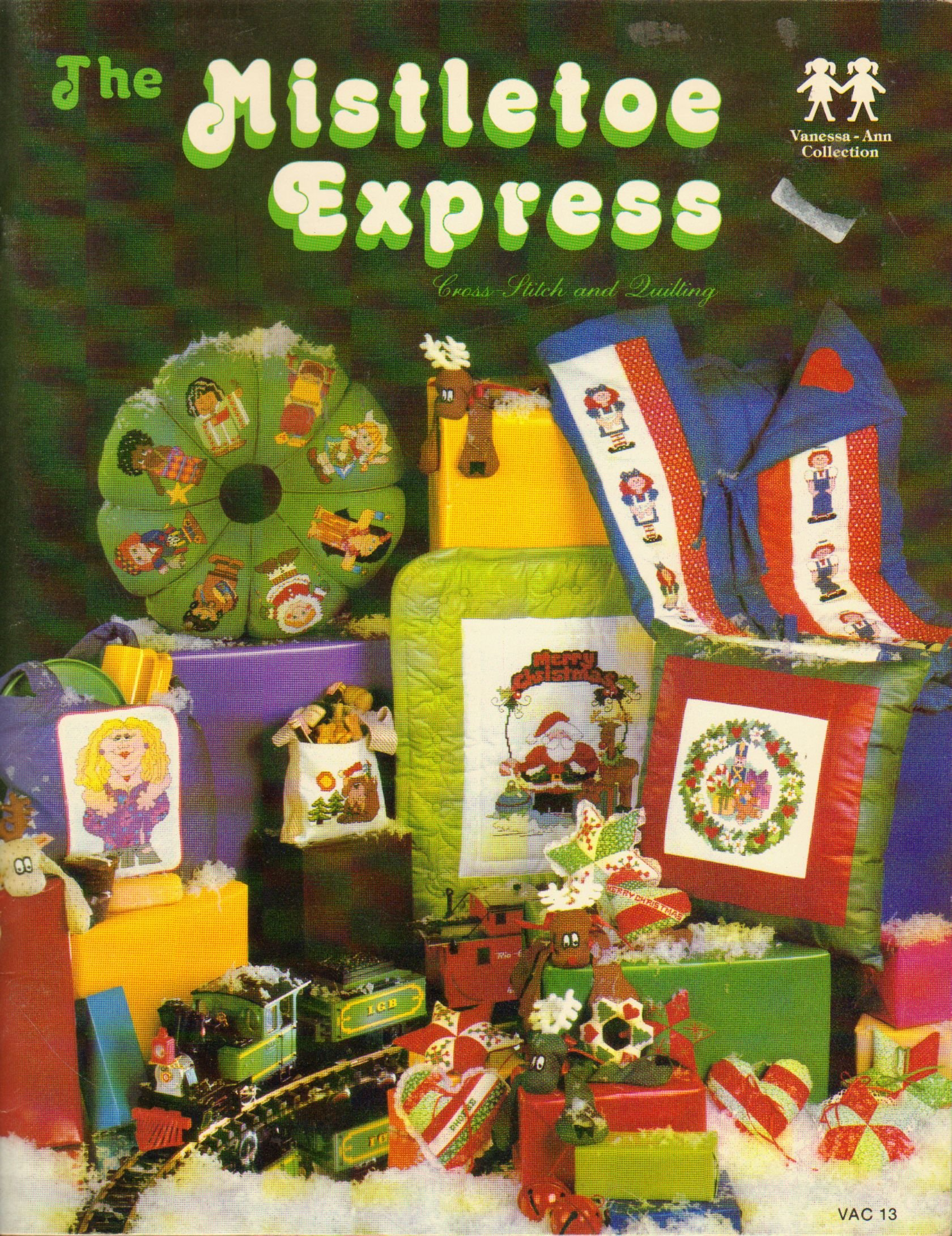 The Mistletoe Express
