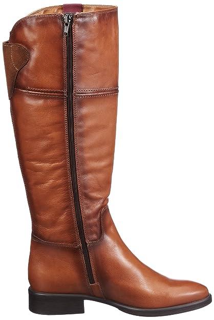 Tamaris Damen Klassische Stiefel, Braun (NUT Antic 441), 36