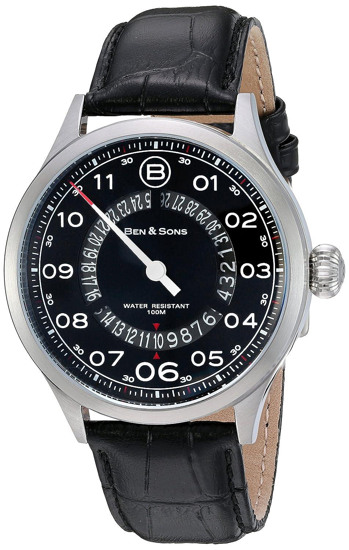 Ben & Sons Herren-Armbanduhr BS-10017-01