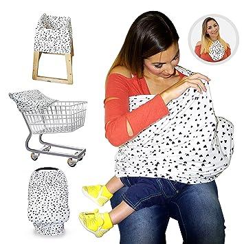 Baby Nursing Breastfeeding Cover Scarf Car Seat for Girls/&Boys