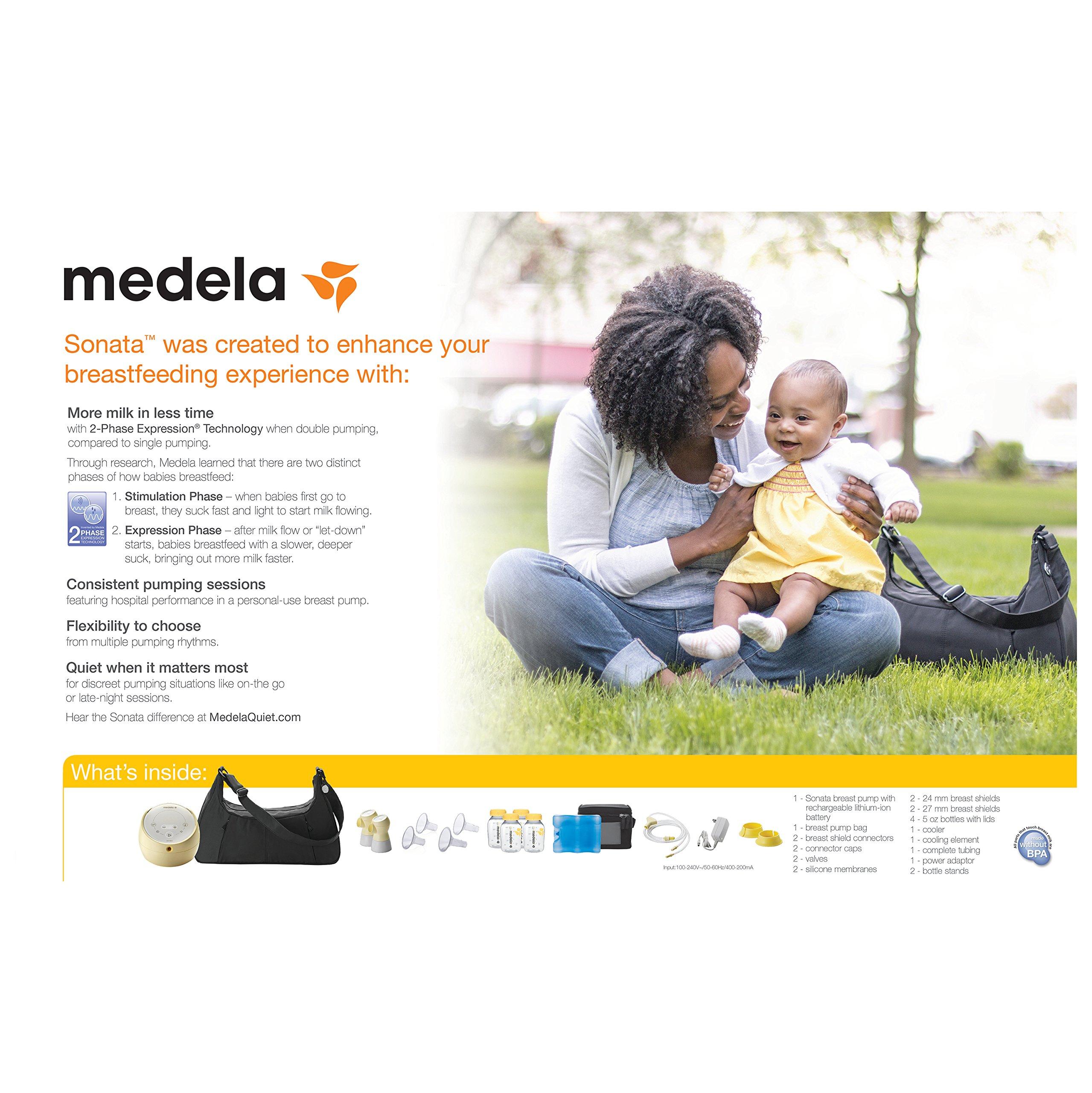 Medela Sonata Smart Breast Pump by Medela (Image #6)