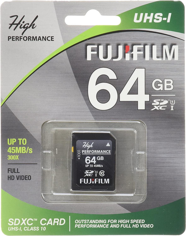 Memory Card For Fuji Film Finepix HS20EXR Camera 32GB 64GB 128GB SD