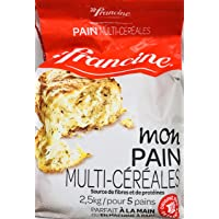 FRANCINE FARINE MON PAIN MULTI-CEREALES 2,5KG