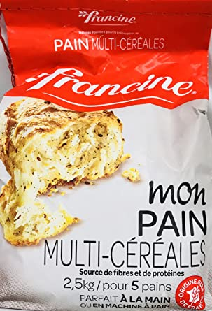 861a57e18ed FRANCINE FARINE MON PAIN MULTI-CEREALES 2