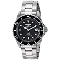 Invicta Pro Diver Men's Chronograph Automatic Watch With Stainless Steel Bracelet – 8926OB