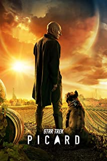 Book Cover: Star Trek: Picard - Season One