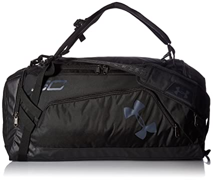 Under Armour SC30 Storm Contain Duffle, Black (001) Stealth Gray, One 5ee7d5c8ca