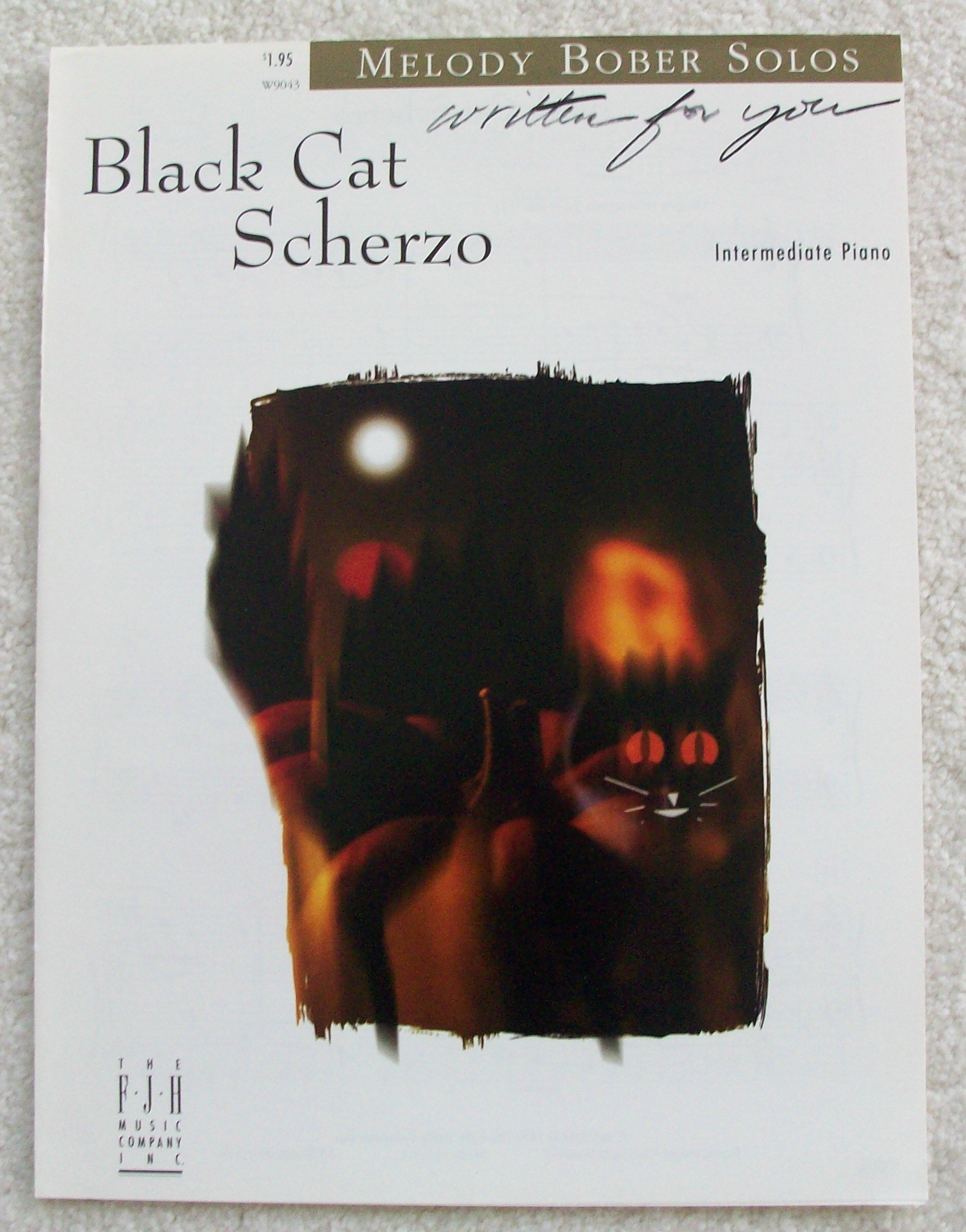 Black Cat Scherzo PDF