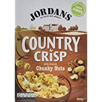 Jordans Country Crisp with Crunchy Chunky Nuts, 500 g