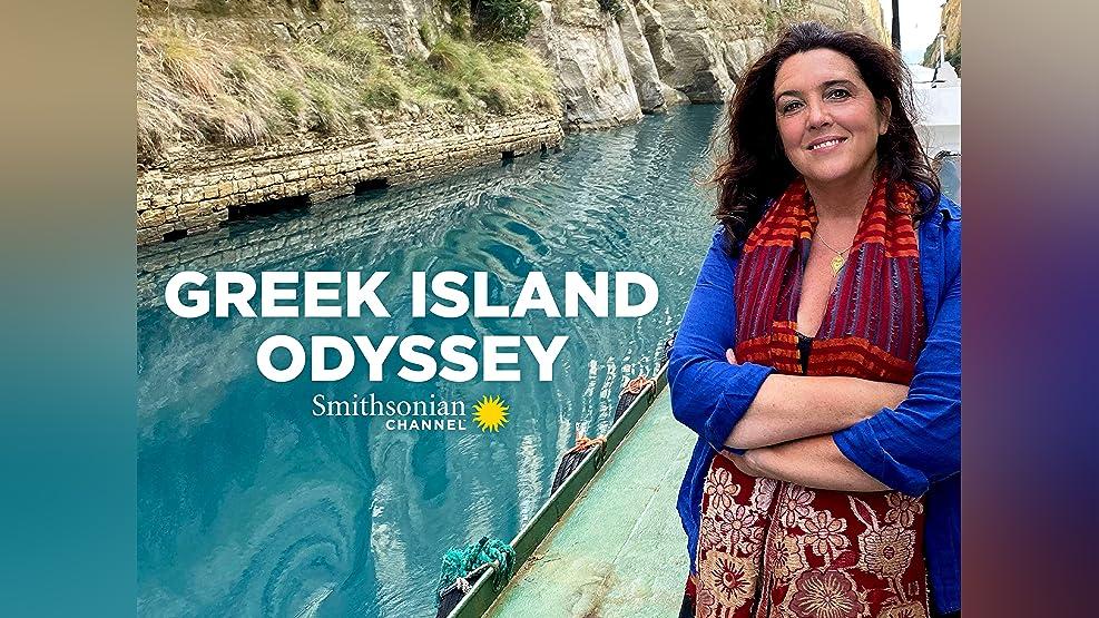 Greek Island Odyssey - Season 1