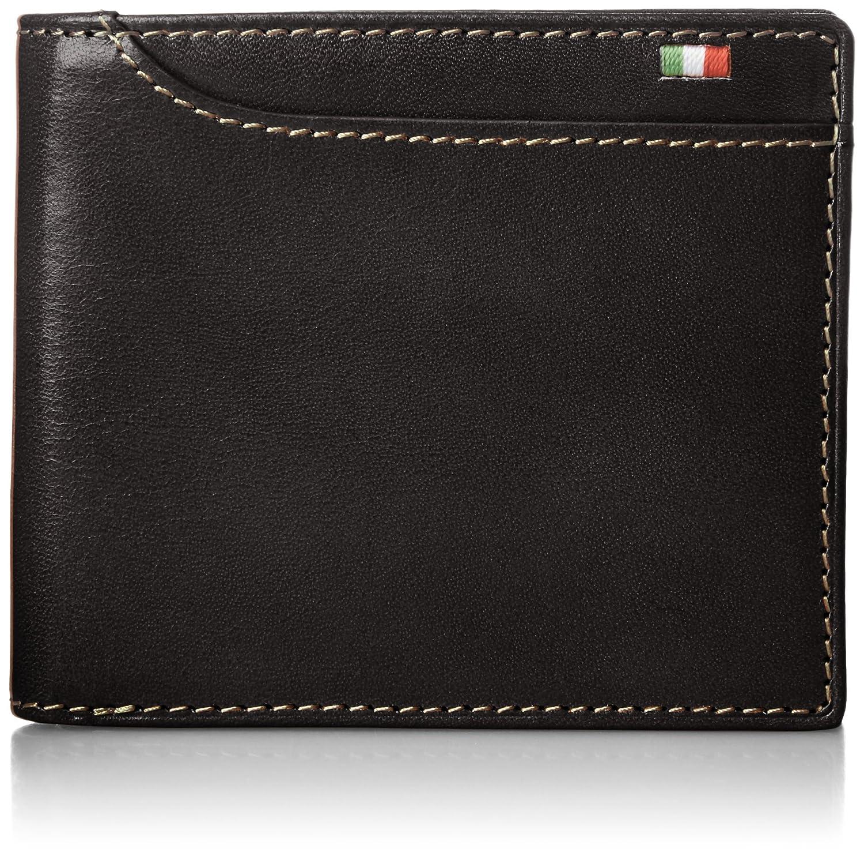 [ミラグロ] 財布 札入れ 二つ折り タンポナートレザーシリーズ CA-S-2164 B01GO8155U チョコ チョコ