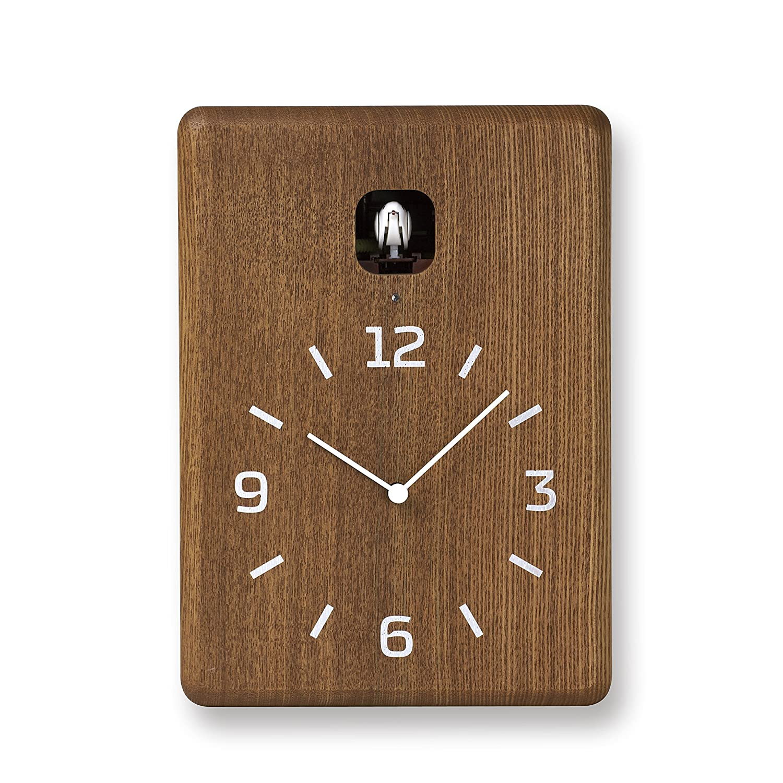 Lemnos CUCU カッコー時計 ブラウン LC10-16 BW B005EP6N98