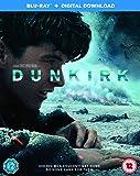 Dunkirk [Blu-ray + Digital Download] [2017] [Region Free]