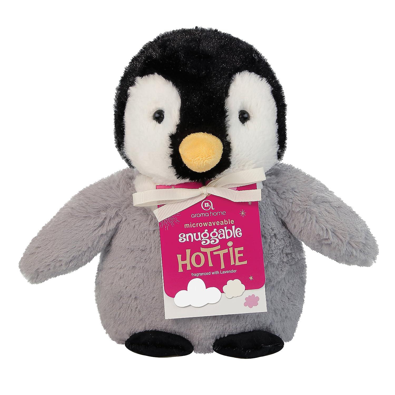 Aroma Home - Microondas Snuggable de pingüino de peluche: Amazon ...