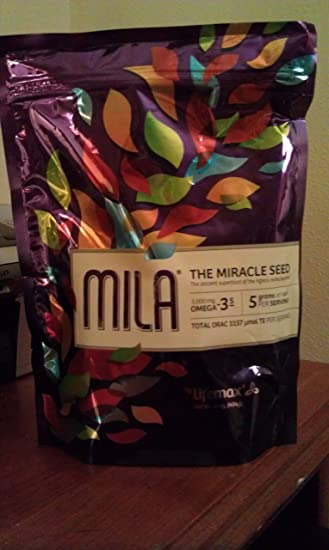 Amazon Com Mila The Miracle Seed Large 35 Serving Bag Weight