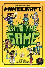 Minecraft: Into the Game (Minecraft Woodsword Chronicles #1) Kindle Edition