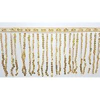 1Patio lentejuelas flecos Tassle, 16cm de largo, Tassle