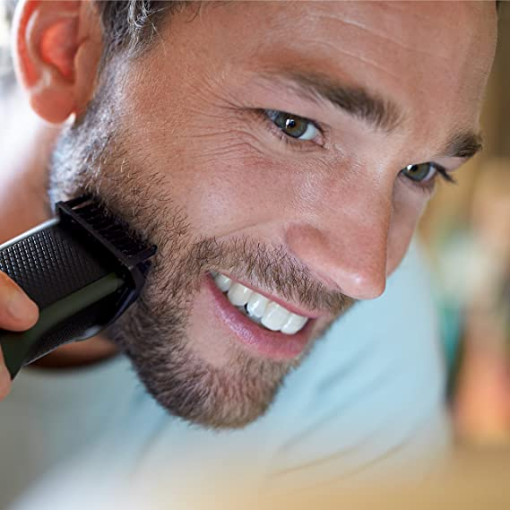 Philips BEARDTRIMMER Series 3000 BT3211 - Afeitadora (3,2 cm, 1 h): Amazon.es: Salud y cuidado personal