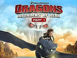 Amazon.de: Dragons - Die Wächter von Berk - Staffel 1