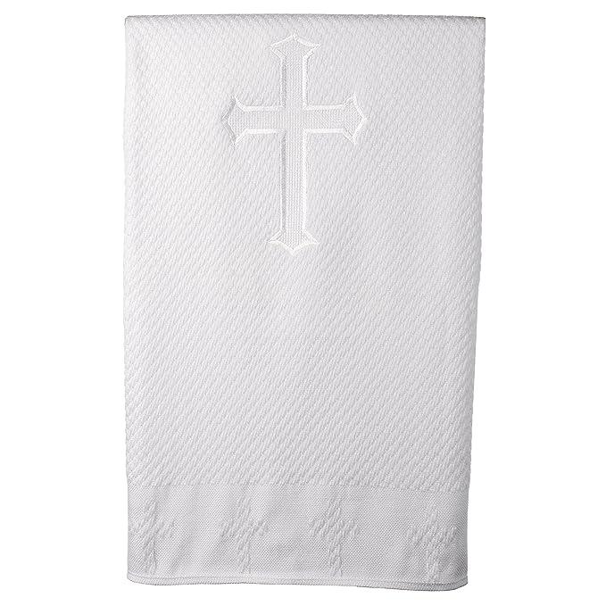 Haddad Hermanos Unisex-Baby Newborn Christening bautismo bordado ...