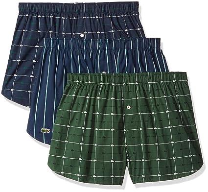 3349280290 Lacoste Homme RAM8620 Boxer - Vert - XX-Large: Amazon.fr: Vêtements ...