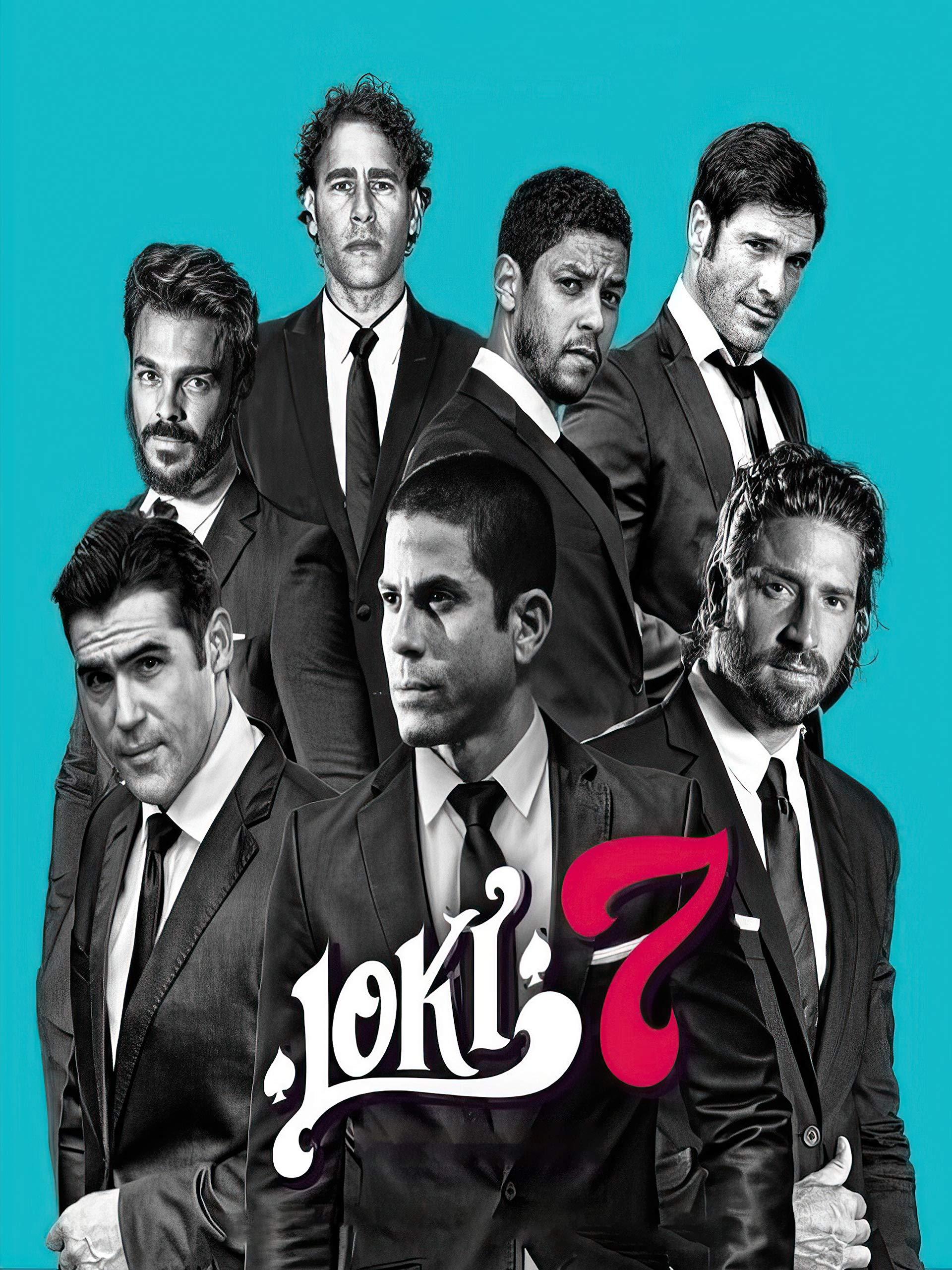 Loki 7 on Amazon Prime Video UK