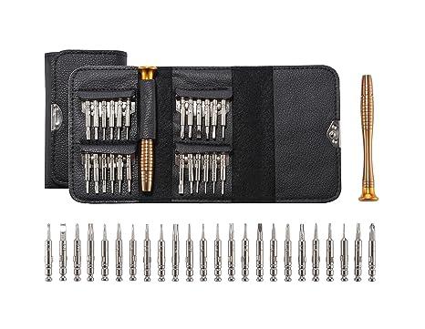 Yiapinn - Destornillador pequeño de precisión para reparación ...