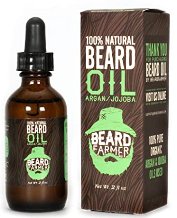 Reliable Grow Bar Organics Beard Oil 1 Oz Treatments, Oils & Protectors Aftershave & Pre-shave