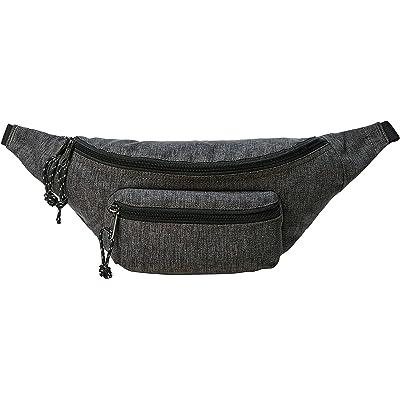 AmazonBasics - Bolsa acolchada con doble bolsillo, 3 L, gris