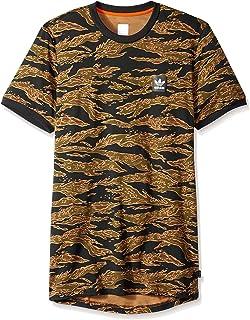 8719701b1016 adidas Originals Men s Skateboarding Marble 3-Stripe Tee at Amazon ...