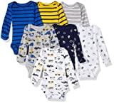 Carter's Baby 7 Pack Long Sleeve
