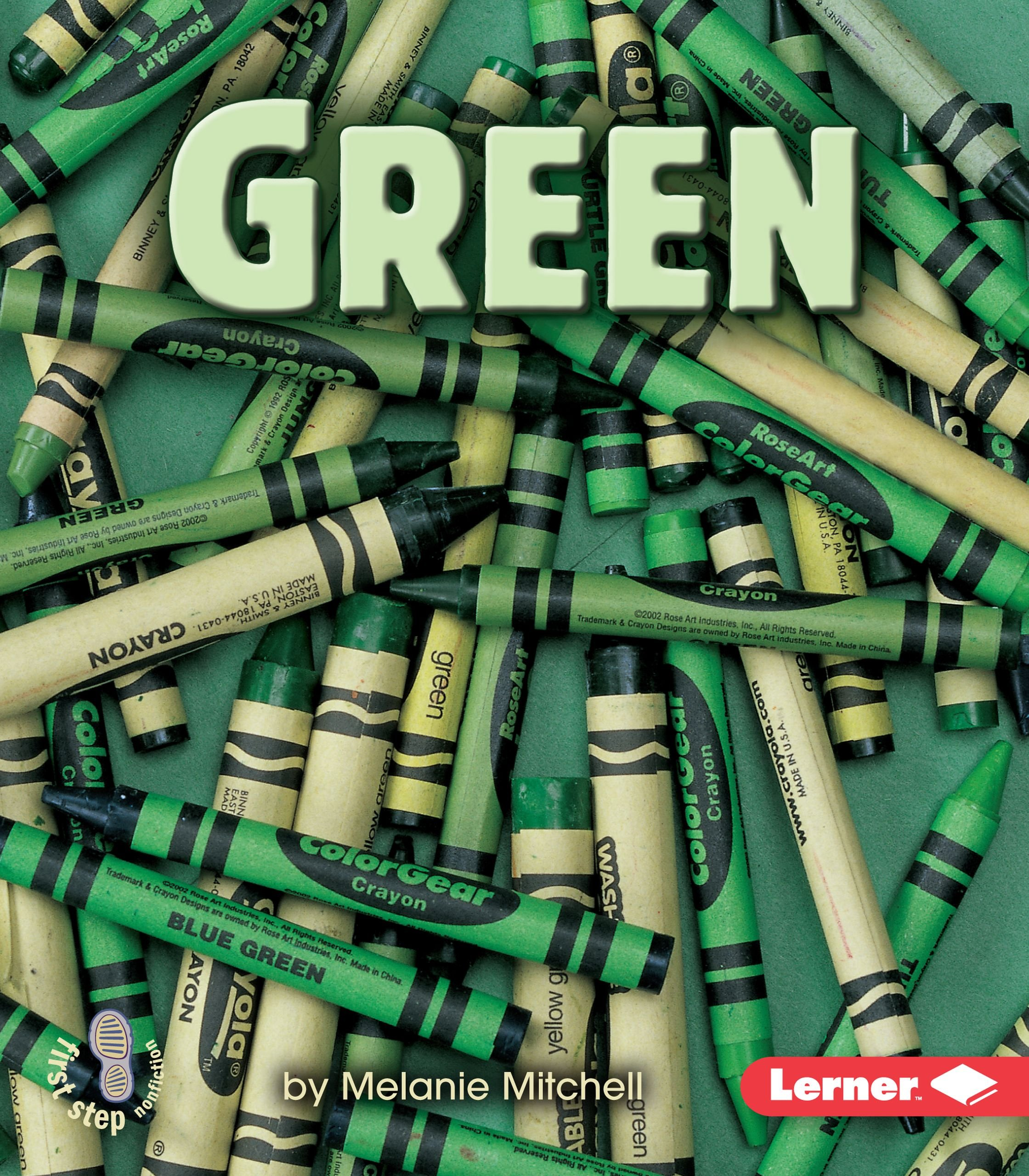 Download Green (First Step Nonfiction) pdf