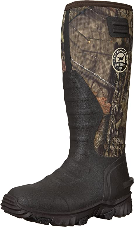 56b2a298f44 Amazon.com | Irish Setter Men's Rutmaster 2.0 Lite-4894 Hunting ...