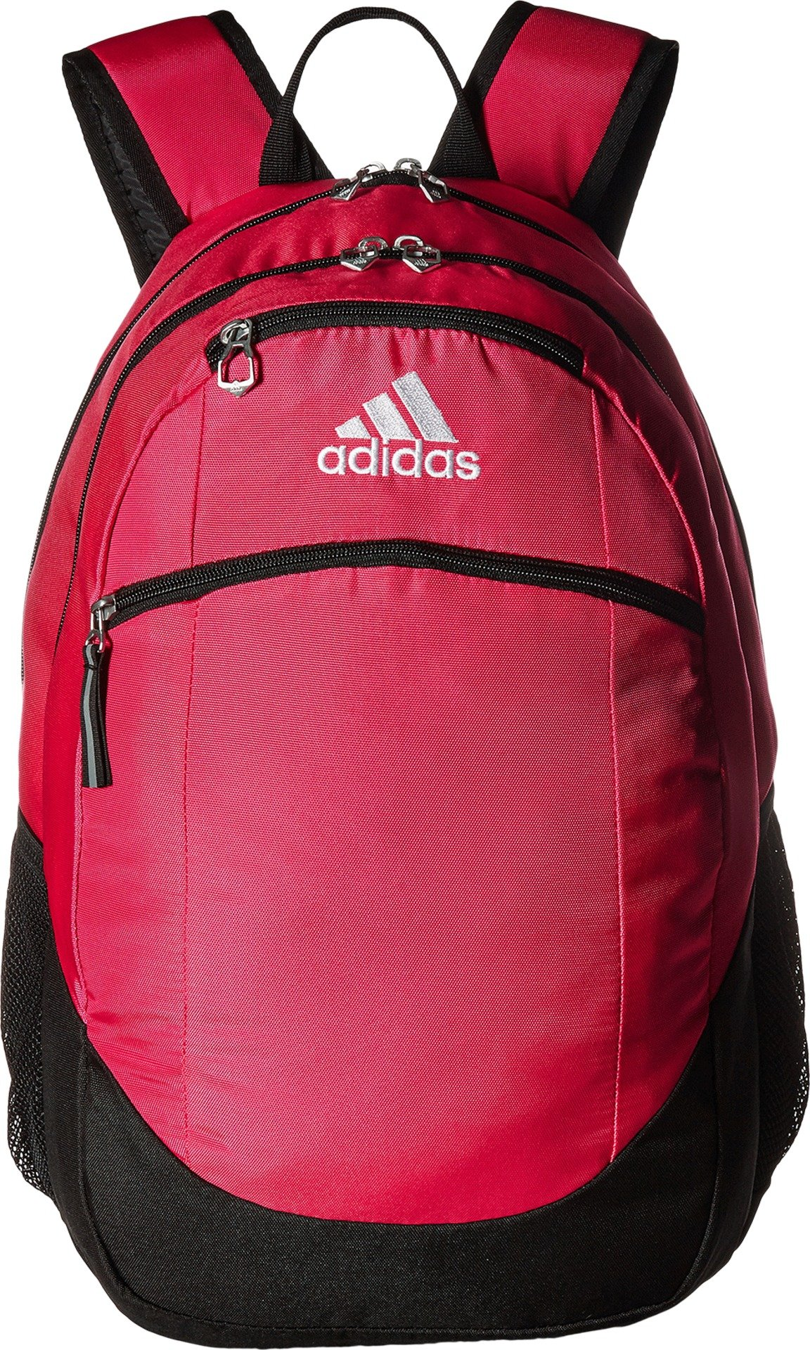 ef57fcdfeab adidas Striker II Backpack, Shock Pink Black White, One Size ...