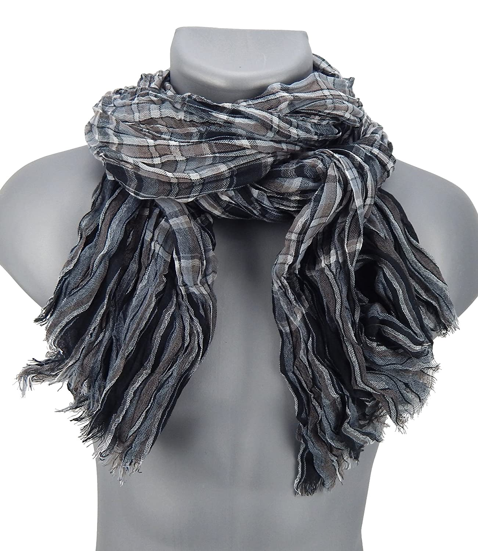 Écharpes foulard d homme élégant et tendance de la dernière collection by  Ella Jonte Casual 28e7cdd3893