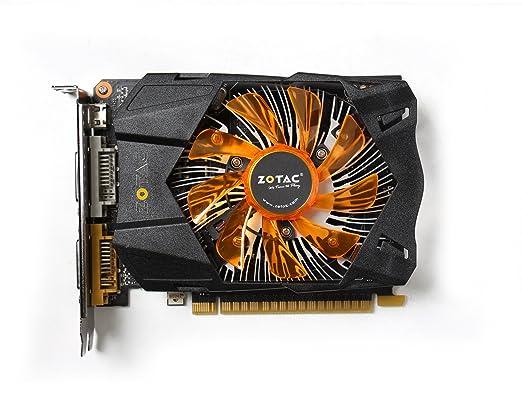 66 opinioni per ZOTAC GeForce GTX 750 Ti 2GB ZT-70601-10M Dual DVI + mini-HDMI Scheda Video