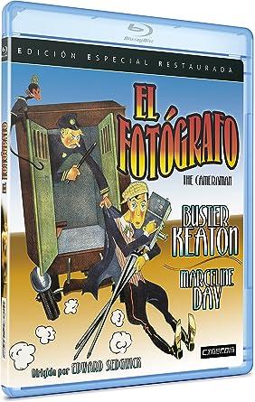 El Fotografo 1928 The Cameraman