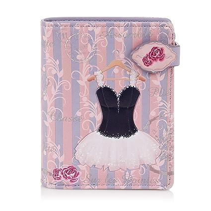 Shagwear - Monederos para Mujeres jóvenes diseños: (Ballerina)