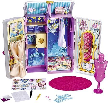 Amazon.es: Nancy Famosa 700013050, Armario vestidor de cuento, accesorios para muñecas: Juguetes y juegos