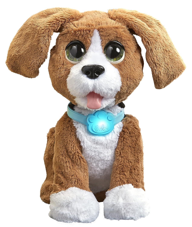 FurReal Friends - Peluche Charlie, mi Perro parlanchin (Hasbro B9070105): Amazon.es: Juguetes y juegos