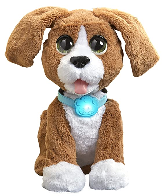 Amazon.es: FurReal friends- Charlie, Mi Perro parlanchin, 32 x 30 ...