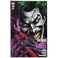 Batman Three Jokers #1 Premium Variant C | Dynamite Joker (DC, 2020) NM