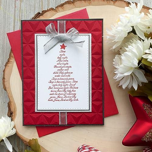 Amazon christmas tree card handmade card greeting card christmas tree card handmade card greeting card holiday card happy holidays m4hsunfo