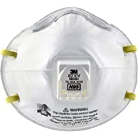 3M 8210V Particulate Respirator, N95 Respiratory Protection