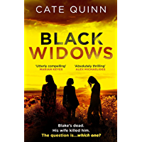 Black Widows: Blake's dead. His wife killed him. The question is… which one? (English Edition)