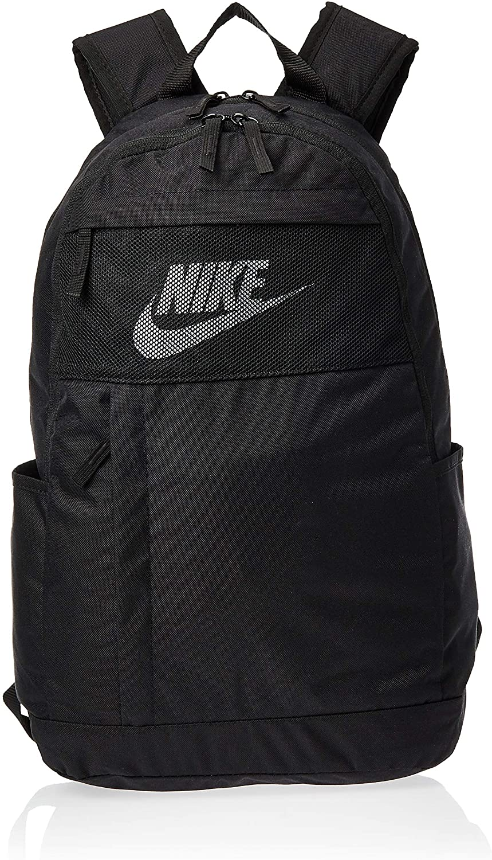Nike NK ELMNTL BKPK-2.0 LBR, Black/Black/(White), misc