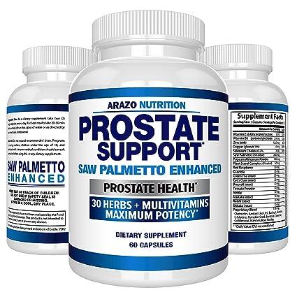 el mejor suplemento para la salud de la próstata