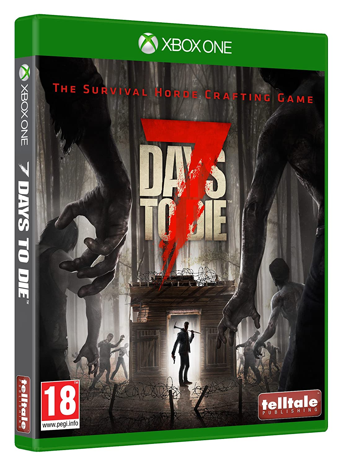 Amazon.com: 7 Days to Die (Xbox One) by Telltale: Video Games