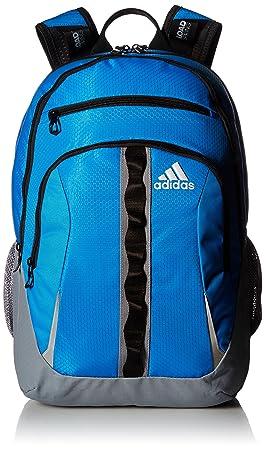 adidas Prime – Mochila - 104636, Azul brillante/Gris/Negro